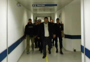 Golden Dawn attempt another hospital raid