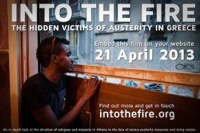 Into the Fire: The Hidden Victims of Austerity in Greece (video)