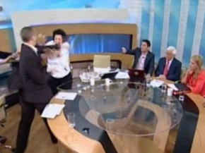 Greek politician sues rivals he attacked (Al Jazeera video)