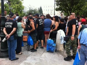Greece's people show the politicians how to fight Golden Dawn