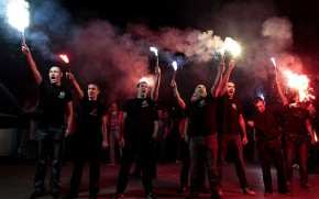 Standing up to Golden Dawn in Greece (video)