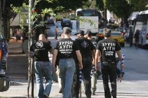 Academics express worries about Golden Dawn's threats