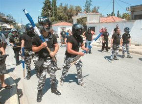 Three Golden Dawn members sent to hospital after encounter with anti-authoritarian activists
