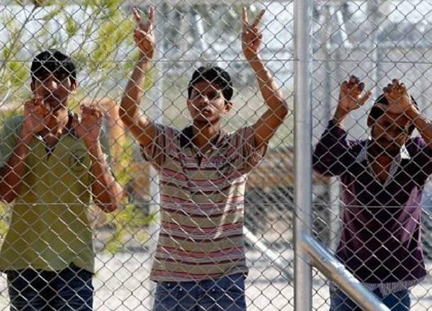 Amygdaleza-detainees