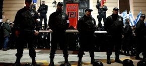 Greeks protest against Golden Dawn attack on Communists