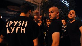 Five Golden Dawn members arrested in Thessaloniki and another three in Chalkida