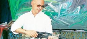 Golden Dawn MP told to turn in gun permit