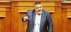 Criminal proceedings initiated against Golden Dawn MP Koukoutsis