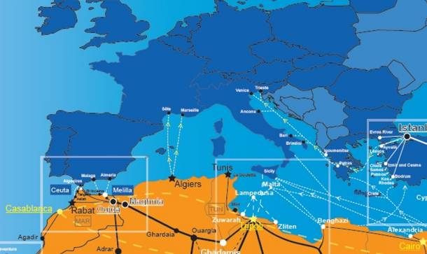 frontex-map