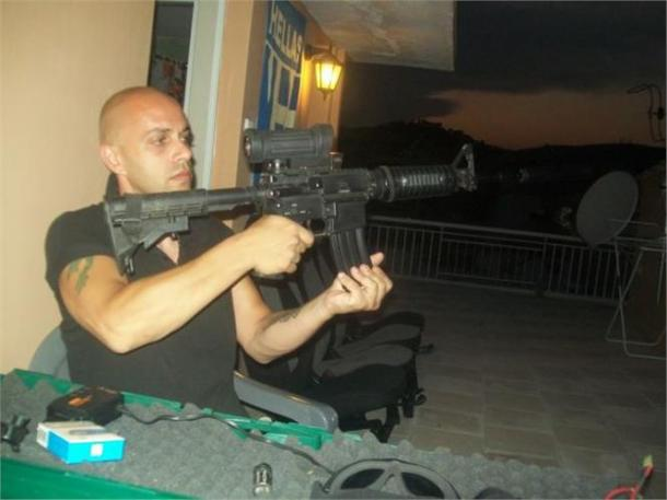 goldendanwer-rifle