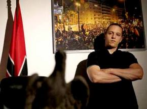 Golden Dawn MP Ilias Kasidiaris says he will run for Athens mayor