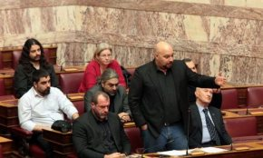 Golden Dawn's entire parliamentary group to be summoned for questioning