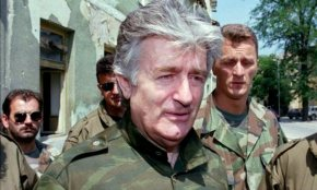 Karadzic and the NGO scandal